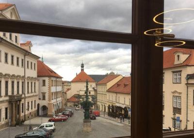Kanceláře Trautmandorfský palác